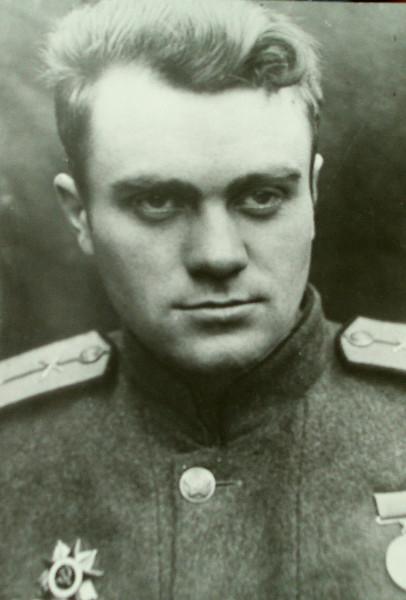 Пронин В.А. 1944  ст. лейтенант
