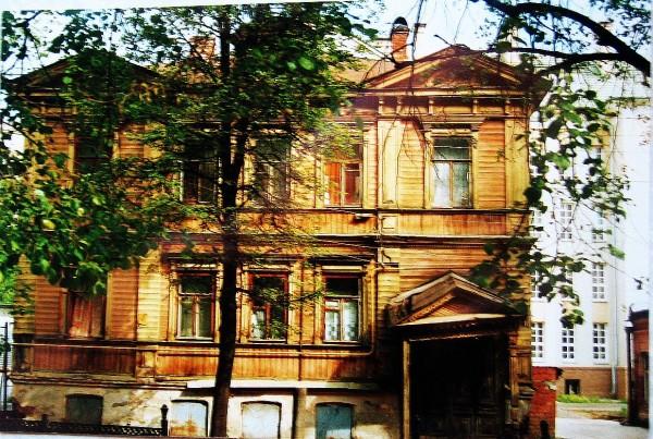 дом 1 Н Новгород 2000 год