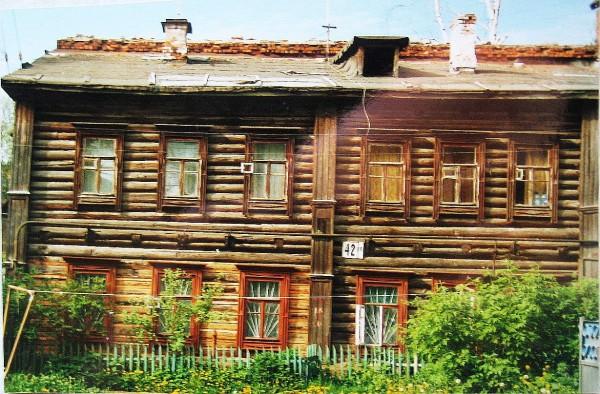 дом 2 Н Новгород 2000 год