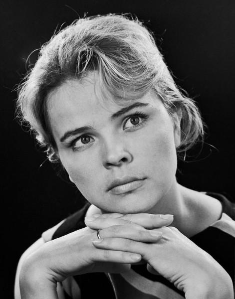 Тамара Семина в молодости