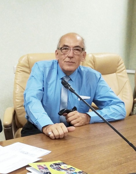 Станислав Козловски окт 2019
