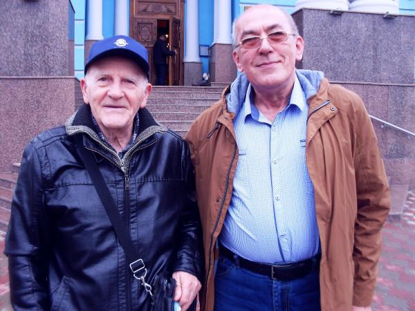 Станислав Козловски (справа) Казань сент 2021