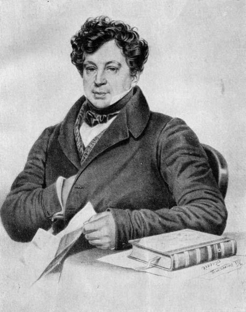 А.И.Тургенев
