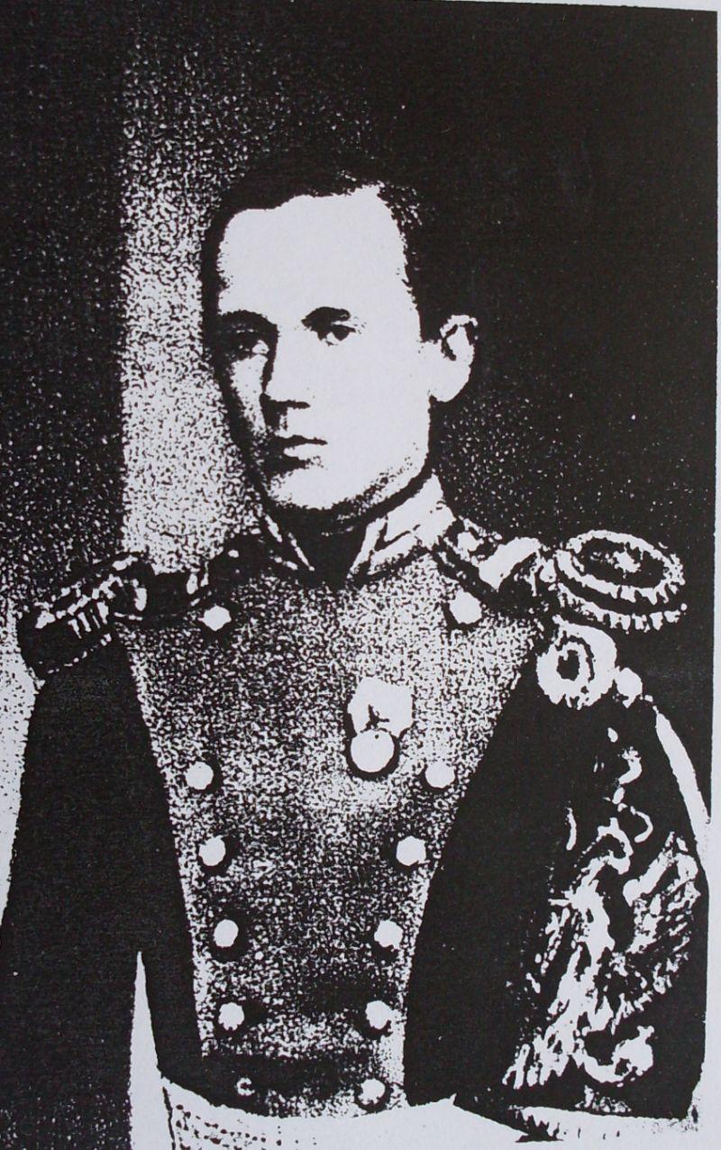 Семевский - офицер
