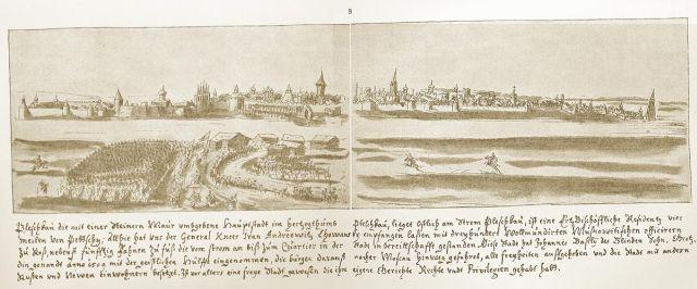Псков 1661 по Майербергу УМ