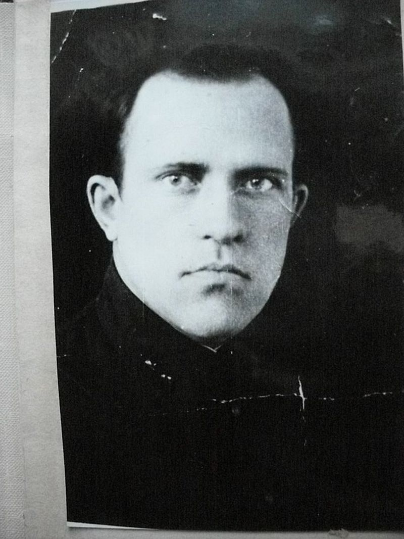 СВ Егоров перед войной