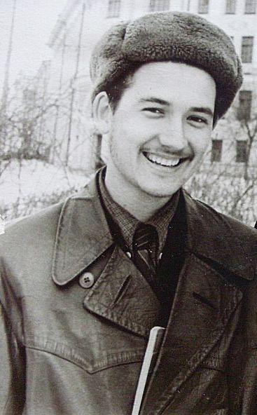 Улыбка Полянина март 1957