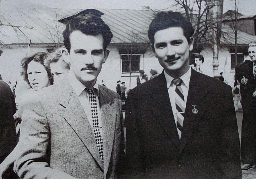 С Полян 1959 год