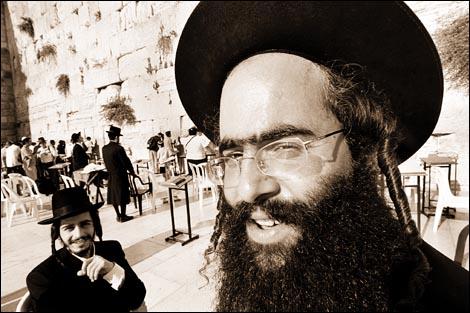 еврей в шляпе