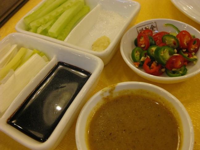 Закуска под утку по-пекински