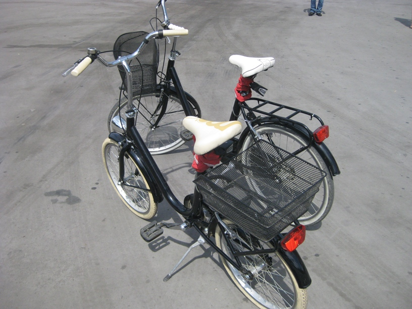 Два вело в Барселоне 22 08 12