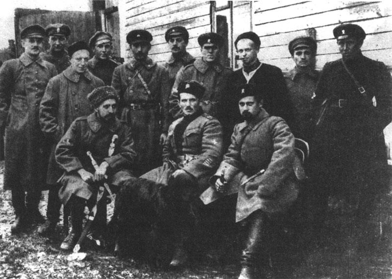 Штаб Балах окт-но 1919