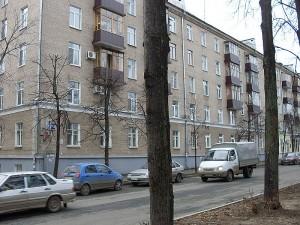Дом 1 Василия Сталина