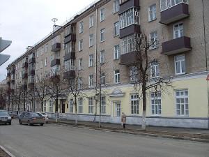 Дом 2 Василия Сталина