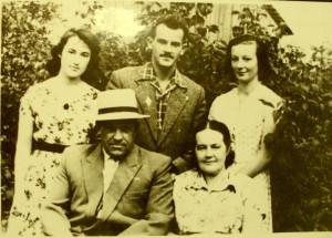 Семья Егоровых 1960