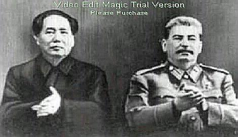 Мао и Сталин РЕЗКО