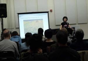 лекция в Китае
