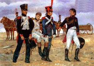 Гвардейцы Наполеона