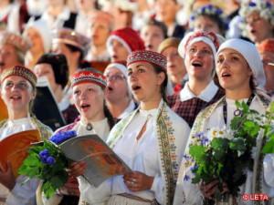 хор в Эстонии