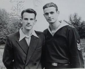 Рыбаков и Егоров 1956
