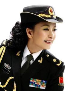 жена лидера КНР