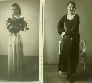 Девушки Эстонии 1930-е