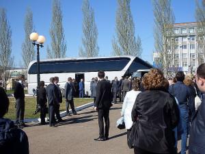 автобус для начальства