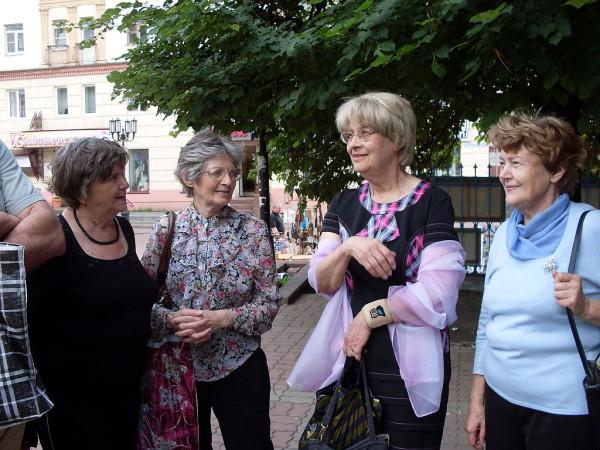 Встреча однокурсников в 2010 году