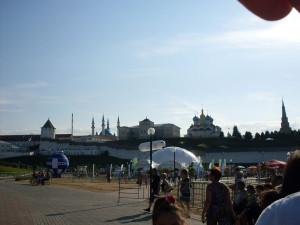 Это кремль Казани