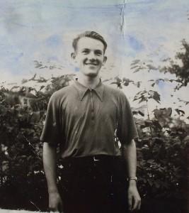 Егоров около 1952 года. г.Горький