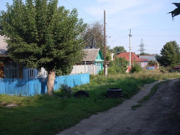 улица Псковская Казань авг 2013