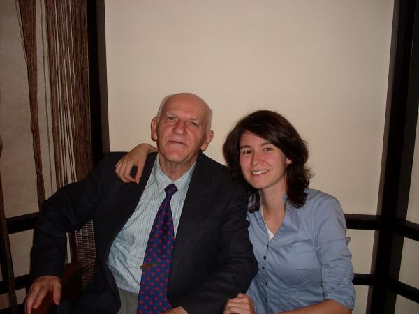 Фа с дедом 1 сент 2013