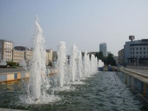 водяные столбы