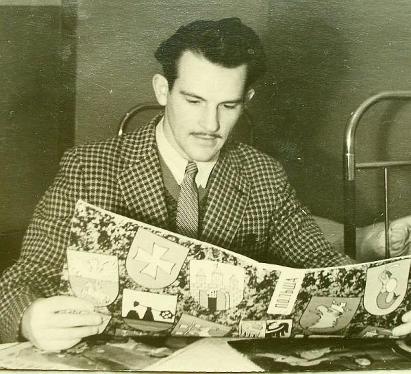 Егоров с Польшей Окт 1958