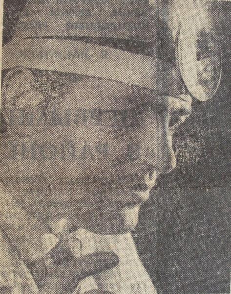 Доктор В.И.Козьминых, 1973 год, Псков