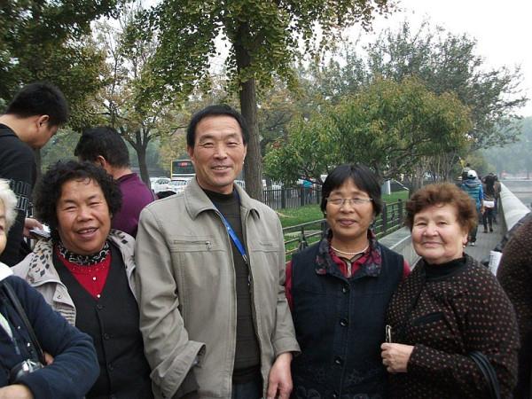 с дрюжелюбными китайцами
