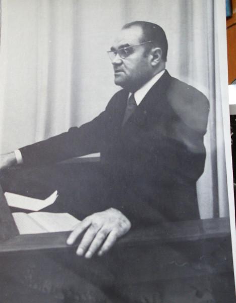 В.А.Пронин - оратор
