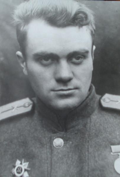 В.А.Пронин - ст. лейт-т