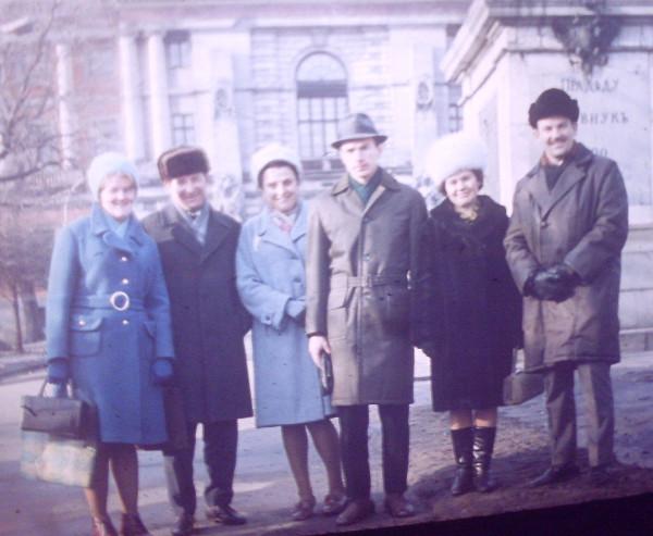 Группа у Мих замка