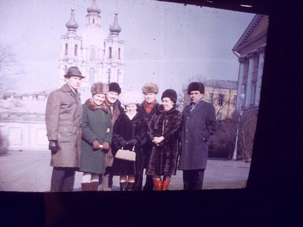 Группа у Смольн