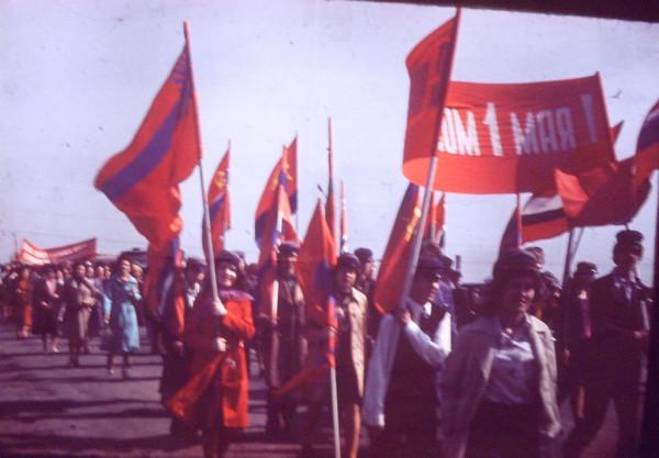 Фото 1 Тарту Май 1977