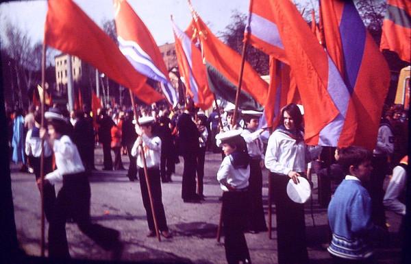 Фото 5 Тарту Май 1977