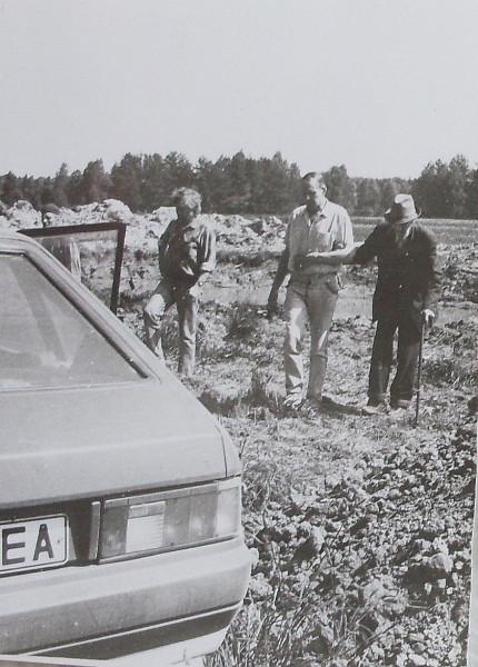 Хутор в Ухмарду 1992