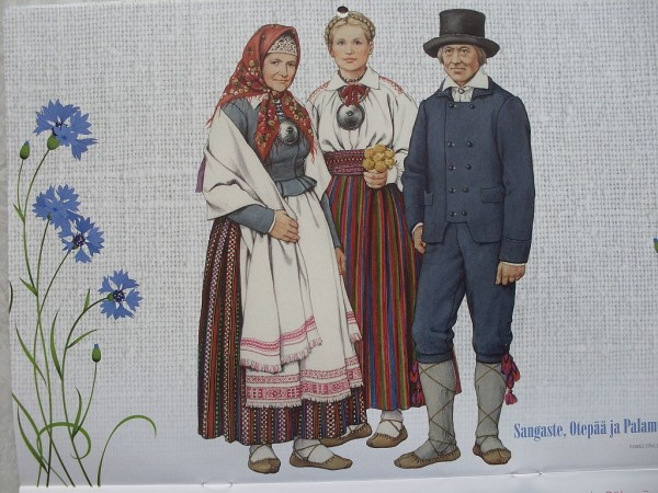 Июнь в Эст этнограф календаре 2014
