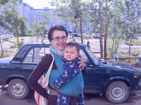 Молодняк ривязан к маме