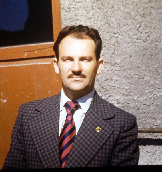 Егоров в ГПТИ 1977