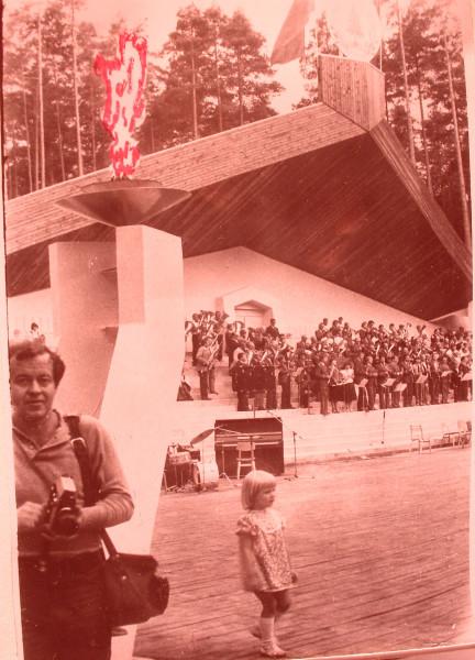 Фото 14 Выру авг 1984