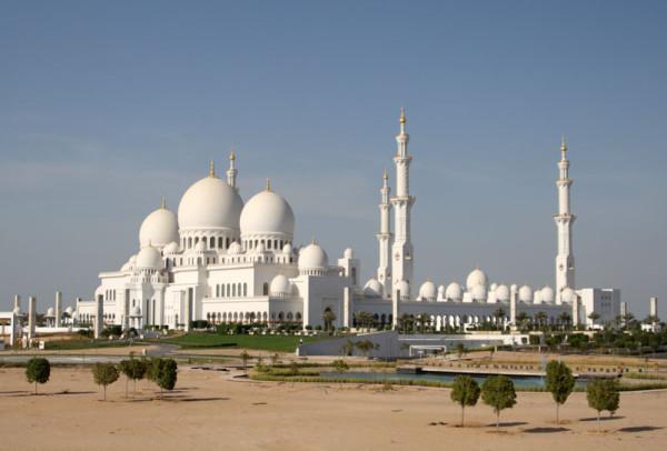 Абу-Даби мечеть