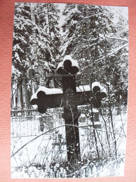 Voru kalmistu 4 talvel
