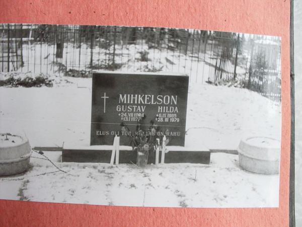 Voru kalmistu 7 talvel